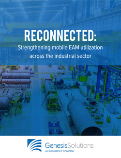 Strengthening Mobile EAM Utilization Across the Industrial Sector