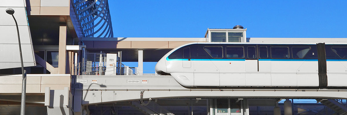 IBM Maximo and Las Vegas Monorail